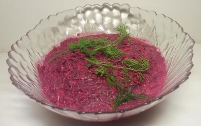 Russische Rote Bete Salat a la Aleks - Rezept - Bild Nr. 328