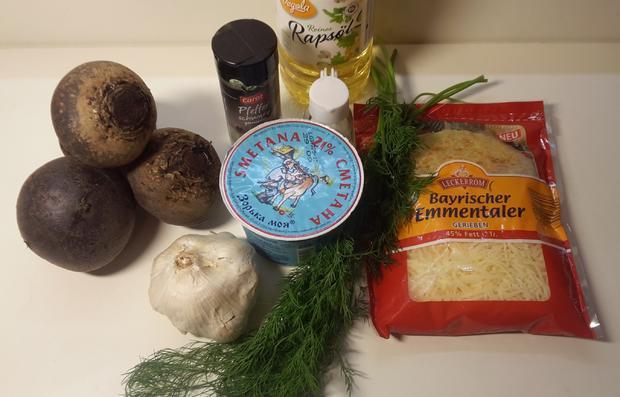 Russische Rote Bete Salat a la Aleks - Rezept - Bild Nr. 329