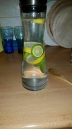 Zitronen-Limetten Erfrischung - Rezept - Bild Nr. 340