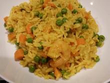 Kokosmilch Curry mit Garnelen - Rezept - Bild Nr. 356