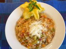 Getreide Risotto mit Gemüse - Rezept - Bild Nr. 356