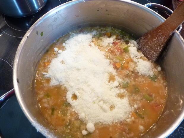 Getreide Risotto mit Gemüse - Rezept - Bild Nr. 364