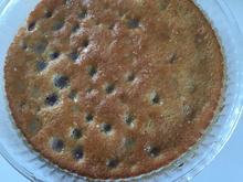 Schneller Traubenkuchen mit dünnem Teig - Rezept - Bild Nr. 356