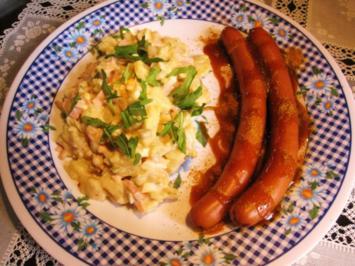 Kartoffelsalat... - Rezept