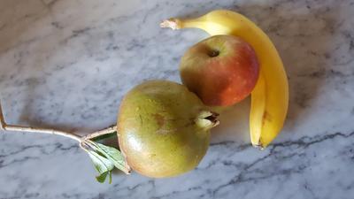 Rafika's  Granadapfel-Apfel-Bananen-Wunder - Rezept - Bild Nr. 359