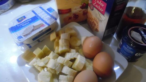 Banoffee-Cheese-Pie - Rezept - Bild Nr. 366