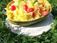 Spaghettikürbis-Salat - Rezept - Bild Nr. 357