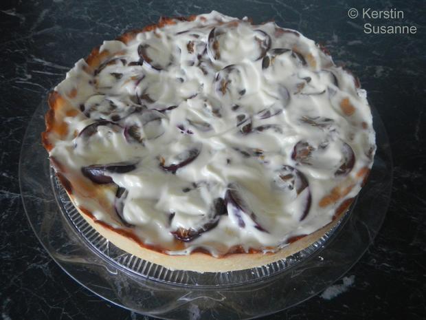 Zwetschgen Schmand Kuchen Rezept Mit Bild Kochbar De