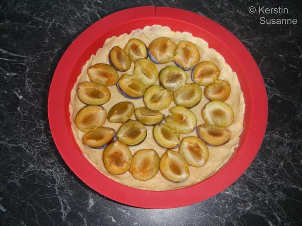 Zwetschgen-Schmand-Kuchen - Rezept - Bild Nr. 5