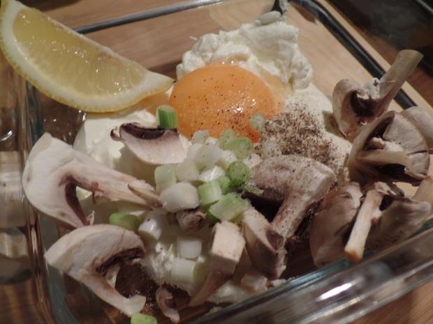 Fischfilet mit Knusperkruste und Gurkensalat - Rezept - Bild Nr. 366