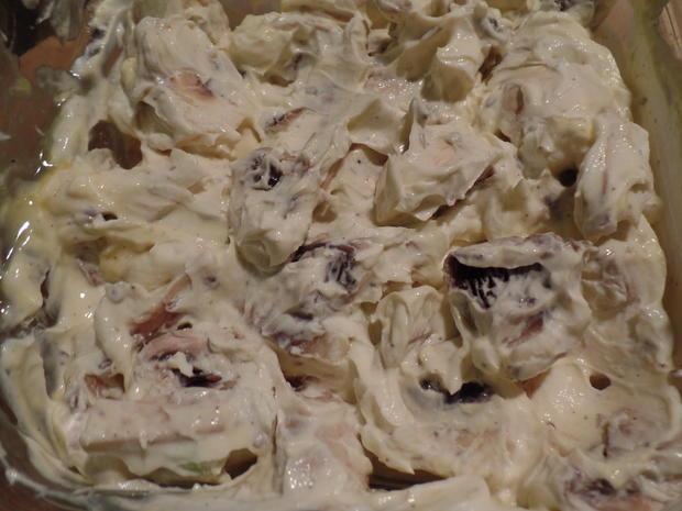 Fischfilet mit Knusperkruste und Gurkensalat - Rezept - Bild Nr. 367
