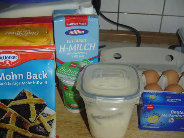 Saftiger Mohnkuchen - Rezept - Bild Nr. 367