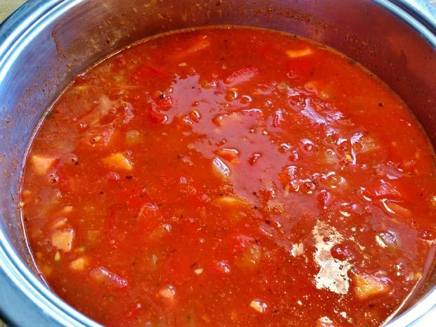 Tomatensuppe ... - Rezept - Bild Nr. 396