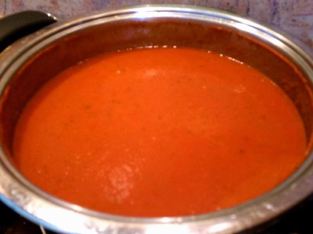 Tomatensuppe ... - Rezept - Bild Nr. 397