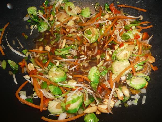 Vegetarisch aus dem Wok. - Rezept - Bild Nr. 466