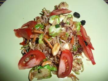 Rezept: Vegetarisch aus dem Wok.