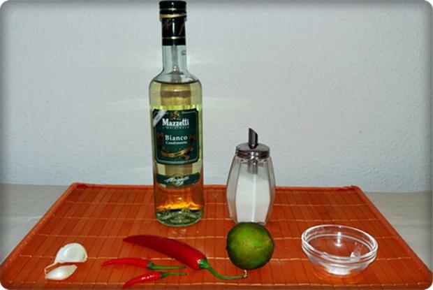 Selbstgemachte Thai Chilisauce - scharf  & süß - Rezept - Bild Nr. 516