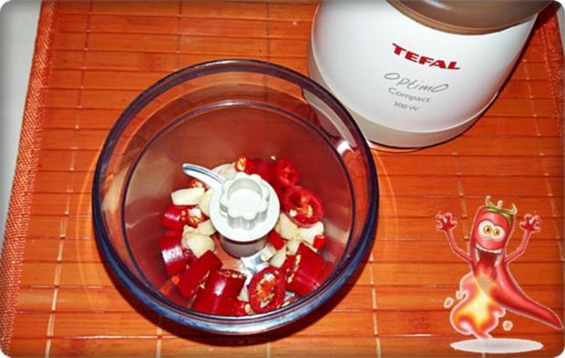 Selbstgemachte Thai Chilisauce - scharf  & süß - Rezept - Bild Nr. 517