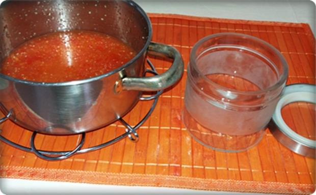 Selbstgemachte Thai Chilisauce - scharf  & süß - Rezept - Bild Nr. 521