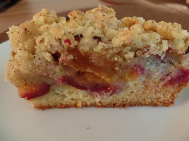 Zwetschgen Apfel Streuselkuchen Rezept Kochbar De