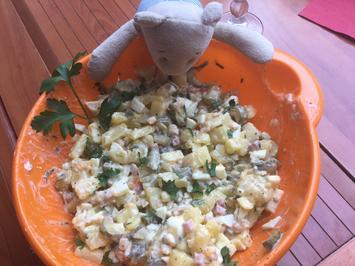Kartoffelsalat mit Speck - Rezept - Bild Nr. 551