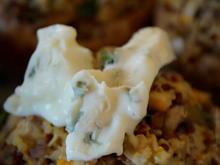 Gefüllte Quinoa-Champignons mit Käse überbacken - Rezept - Bild Nr. 560
