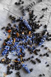 Gewürz: Papaya-Lavendel-Pfeffer - Rezept - Bild Nr. 561