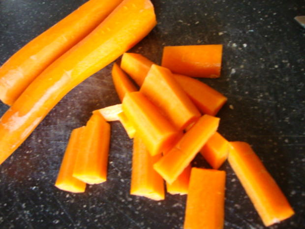 Bohnen-Gemüsetopf mit deftiger Einlage - Rezept - Bild Nr. 568