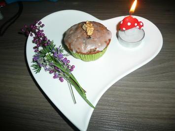 Herbst Muffins 12 Stück - Rezept - Bild Nr. 578