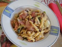 Ruckzuck-Pasta - Rezept - Bild Nr. 603