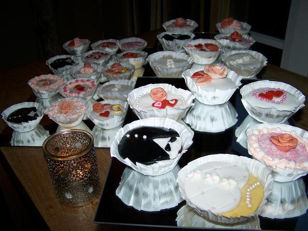 Hochzeitstorte für Marloes & Dennis - Rezept - Bild Nr. 607