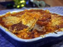 Überbackener Tomaten-Bohnen-Topf - Rezept - Bild Nr. 625