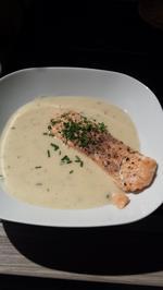 Kartoffel- Joghurt- Suppe - Rezept