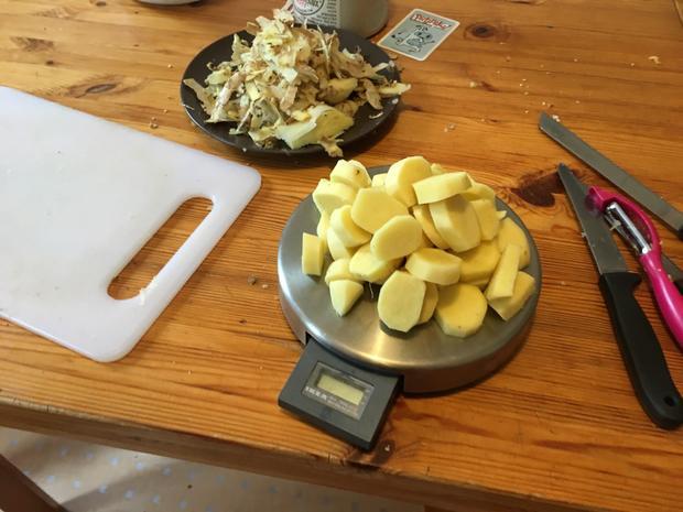 Ingwer-Zitronen-Sirup - Rezept - Bild Nr. 640