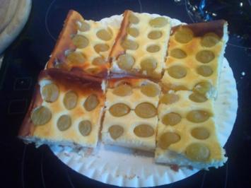 Weintraubenkuchen - Rezept - Bild Nr. 666