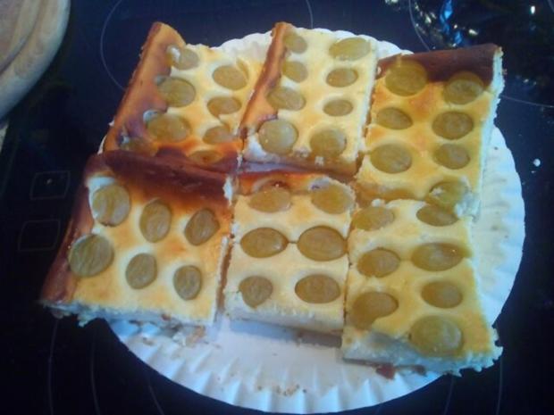 weintraubenkuchen mit weiche butter und eier rezept mit. Black Bedroom Furniture Sets. Home Design Ideas