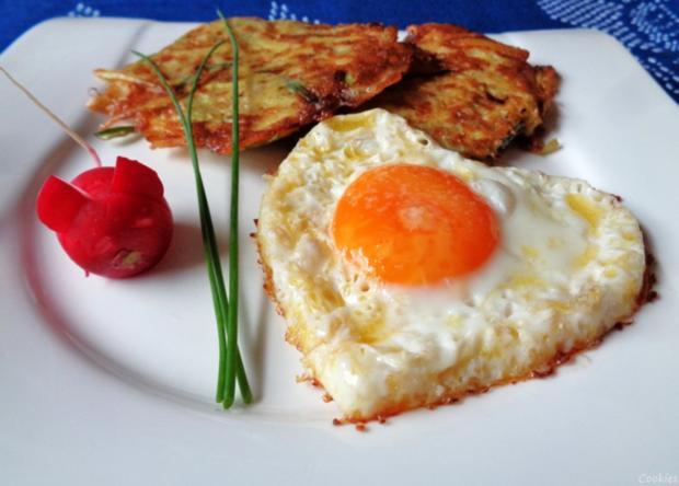 Lauch - Kartoffel - Rösti ... - Rezept - Bild Nr. 687