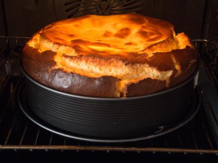"Kuchen: Käsekuchen ""Experiment"" - Rezept"