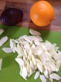 Birnen-Avocado-Spinat Salat - Rezept