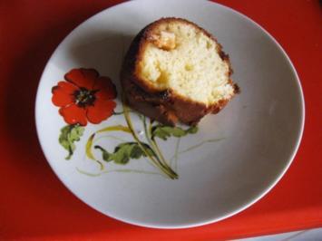 Buttermilch Gugelhupf mit weißer Schokolade - Rezept - Bild Nr. 743