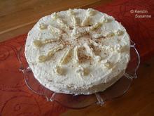 Apfel-Wein-Torte - Rezept - Bild Nr. 760