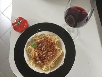 rotes Pesto mit getrockneten Tomaten - Rezept