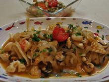 057 Meeresfrüchte mit Buttergemüse - Rezept - Bild Nr. 837