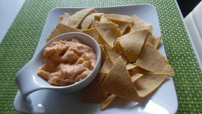 Chili-Cheese-Dip - Rezept