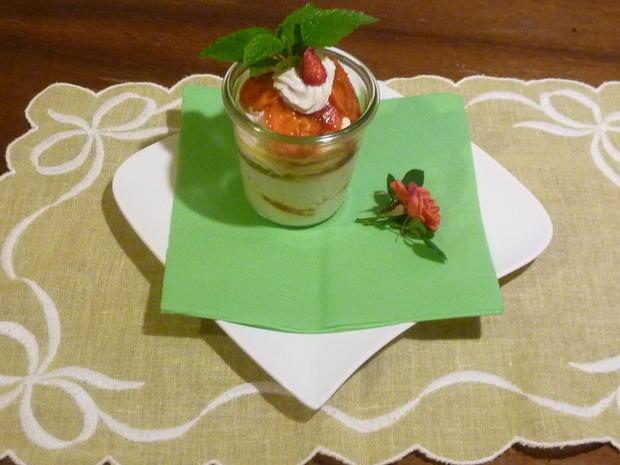 Ziegenkäse Creme mit Feigen - Rezept - Bild Nr. 766