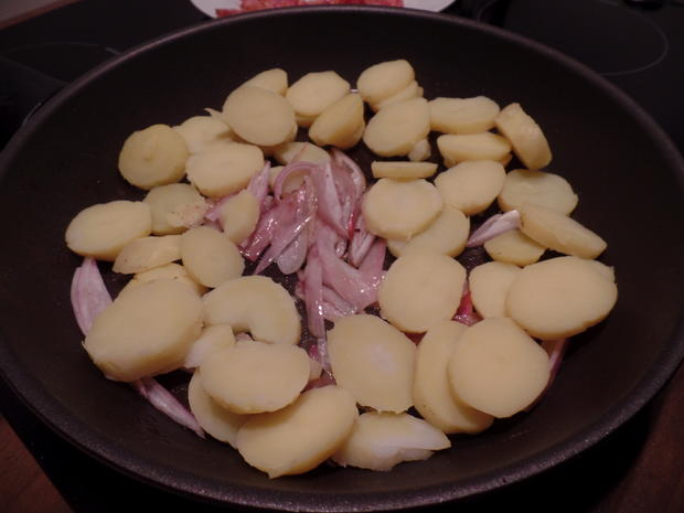 Kartoffel-Omelett mit Speck (Pillekuchen ) - Rezept - Bild Nr. 799