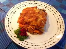 Omeletten- Kürbis-Lasagne - Rezept - Bild Nr. 788