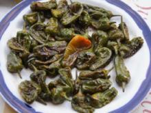 Spanische Pimentos - Rezept - Bild Nr. 836