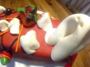 glutenfreier Halloweenkuchen - Rezept - Bild Nr. 836