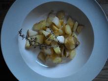Pastinaken - Bratkartoffeln mit Birnen - Rezept - Bild Nr. 836